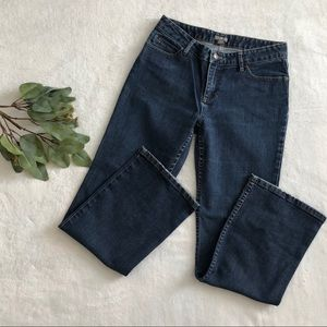 J. Jill Bootcut Stretch Denim Jeans